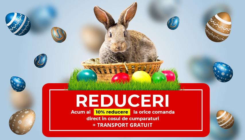 10% REDUCERE la orice comanda si transport  gratuit